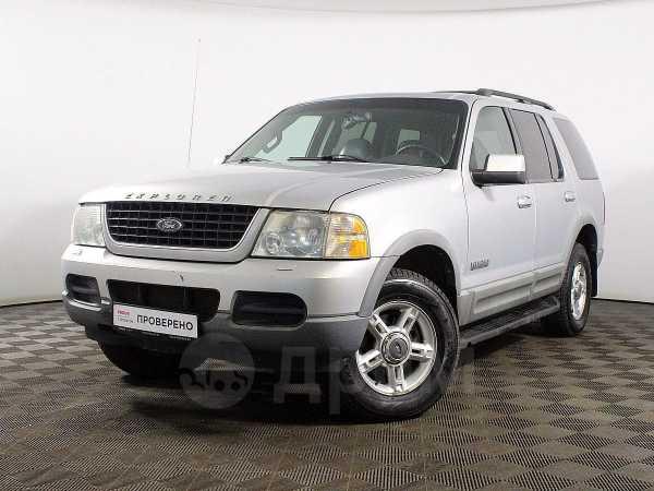 Ford Explorer, 2001 год, 389 000 руб.