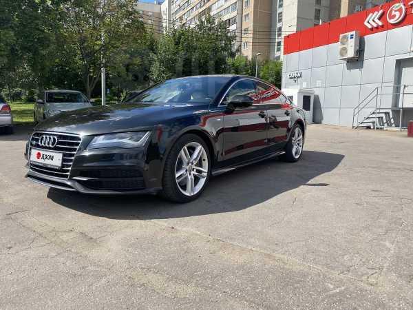 Audi A7, 2014 год, 1 850 000 руб.