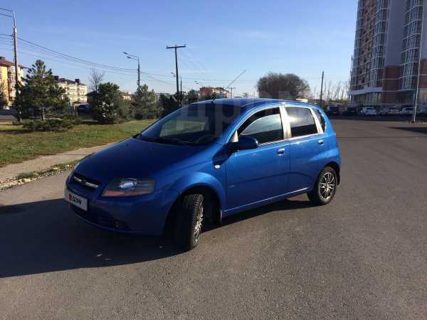 Chevrolet Aveo, 2005 год, 209 000 руб.