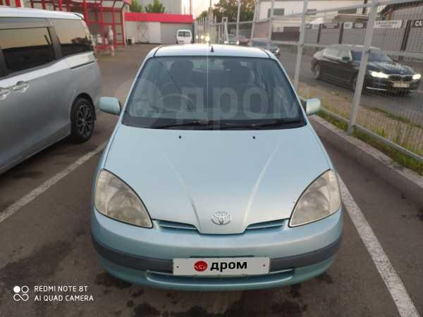 Toyota Prius, 1998 год, 137 000 руб.