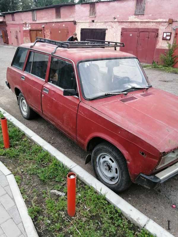 Лада 2104, 1992 год, 20 000 руб.