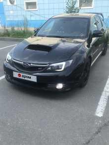 Томск Impreza WRX STI