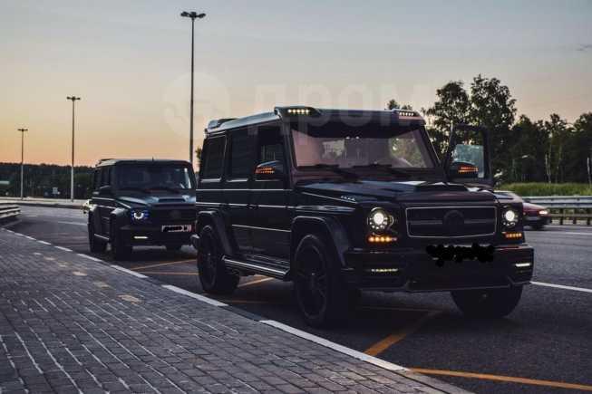 Mercedes-Benz G-Class, 2013 год, 5 900 000 руб.