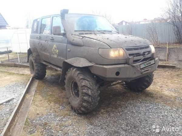 УАЗ Патриот, 2005 год, 370 000 руб.