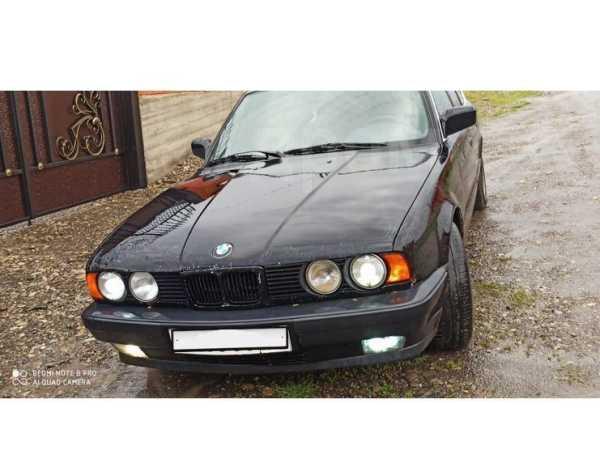 BMW 5-Series, 1991 год, 95 000 руб.