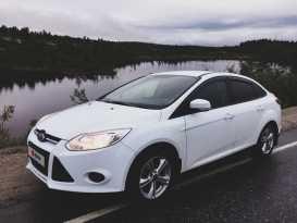 Североморск Ford Focus 2012