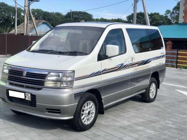 Nissan Elgrand, 1999 год, 445 000 руб.