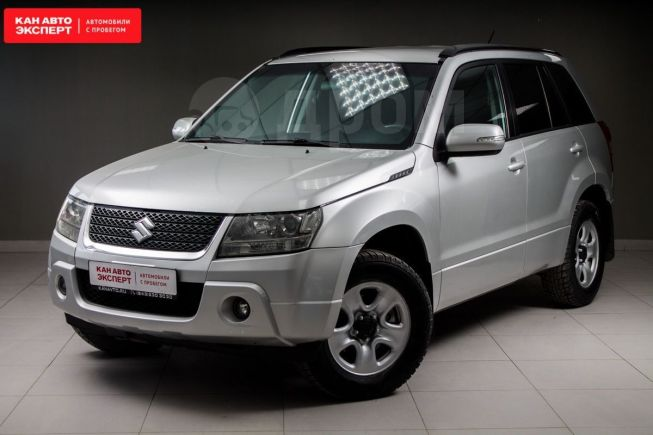 Suzuki Grand Vitara, 2011 год, 697 749 руб.