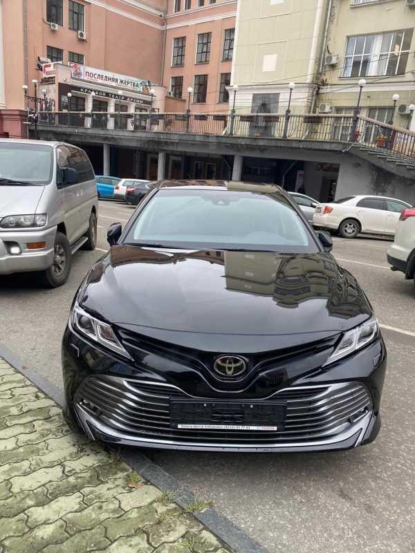 Toyota Camry, 2020 год, 2 050 000 руб.