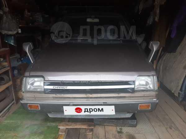 Mitsubishi Chariot, 1984 год, 85 000 руб.