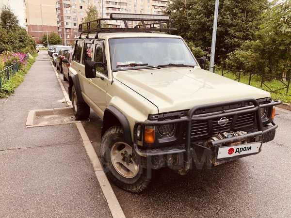 Nissan Patrol, 1992 год, 505 000 руб.
