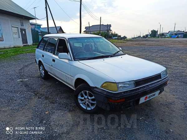 Toyota Corolla, 1988 год, 95 000 руб.