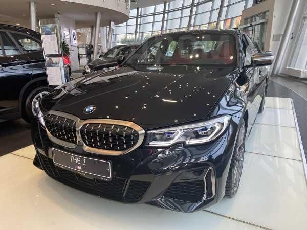 BMW 3-Series, 2020 год, 5 800 000 руб.
