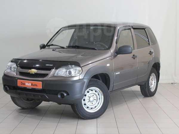 Chevrolet Niva, 2014 год, 427 000 руб.