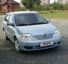 Орск Corolla 2006