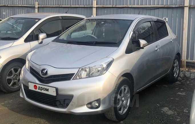 Toyota Vitz, 2013 год, 485 000 руб.