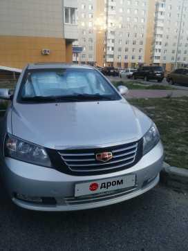 Ханты-Мансийск Emgrand EC7 2013