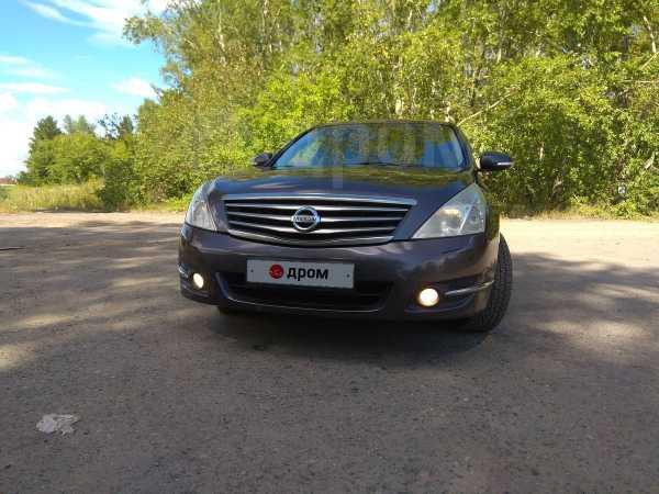 Nissan Teana, 2011 год, 707 000 руб.