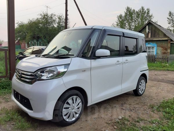 Nissan DAYZ Roox, 2016 год, 515 000 руб.