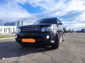 Кызыл Range Rover Sport
