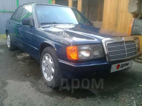 Mercedes-Benz 190, 1986 год, 140 000 руб.