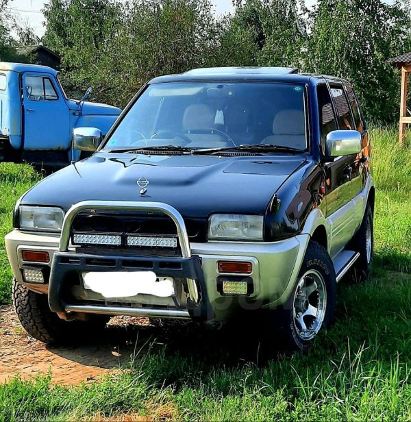Nissan Mistral, 1995 год, 430 000 руб.