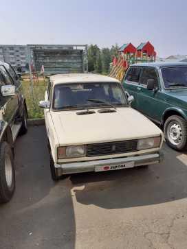 Усть-Илимск 2105 1994