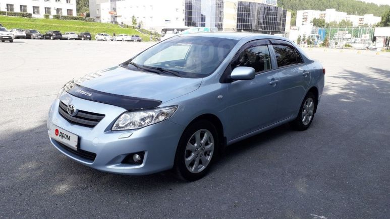 Toyota Corolla, 2008 год, 488 000 руб.