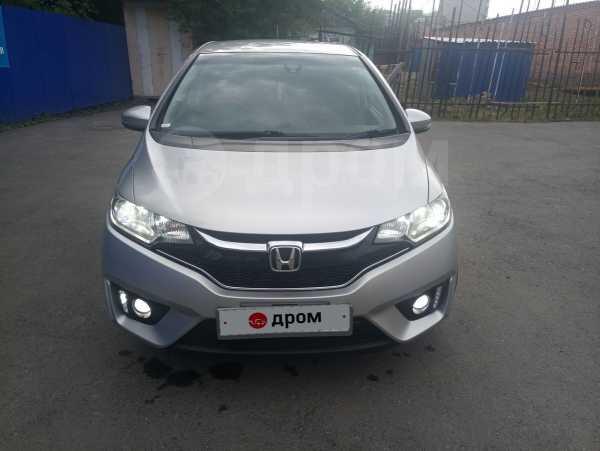 Honda Fit, 2016 год, 750 000 руб.