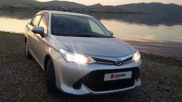 Черногорск Corolla Axio 2016