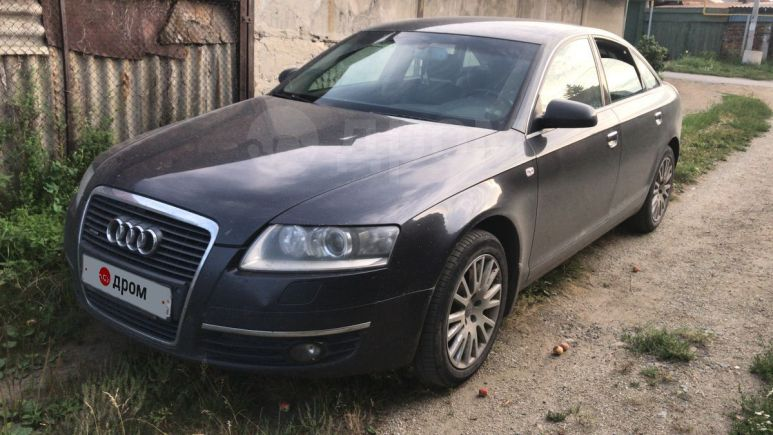 Audi A6, 2006 год, 450 000 руб.