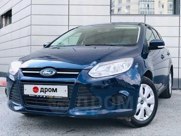 Ford Focus, 2015 год, 557 000 руб.