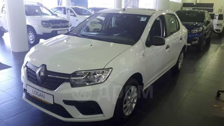 Renault Logan, 2020 год, 787 000 руб.