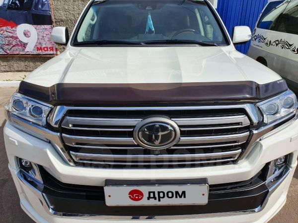 Toyota Land Cruiser, 2017 год, 4 200 000 руб.