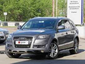 Иркутск Audi Q7 2014