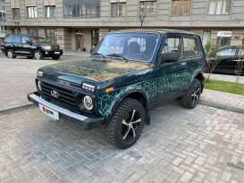 Новосибирск 4x4 2121 Нива 2011