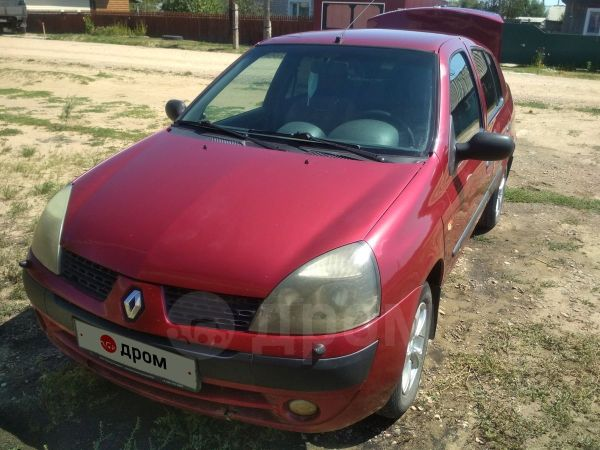 Renault Symbol, 2003 год, 90 000 руб.