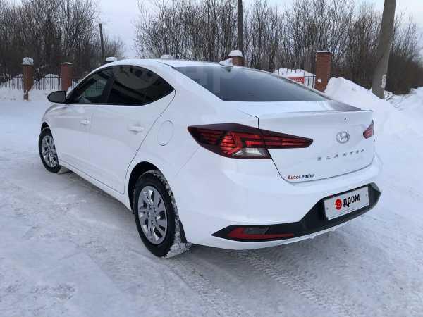 Hyundai Elantra, 2019 год, 1 170 000 руб.