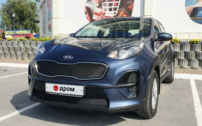Kia Sportage, 2018 год, 1 170 000 руб.