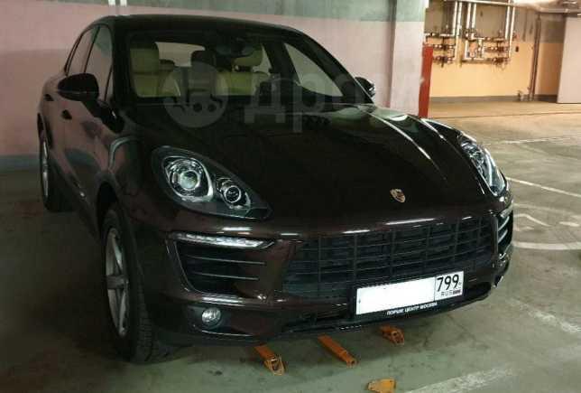 Porsche Macan, 2018 год, 3 100 000 руб.