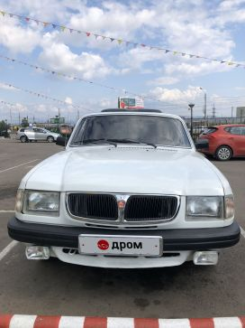 Улан-Удэ 3110 Волга 2001