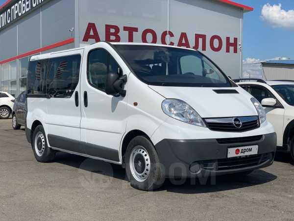 Opel Vivaro, 2008 год, 697 000 руб.