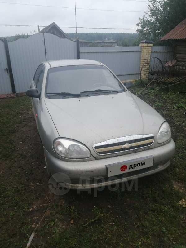 Chevrolet Lanos, 2006 год, 79 999 руб.