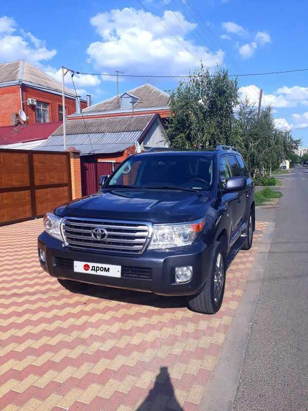 Toyota Land Cruiser, 2011 год, 2 180 000 руб.
