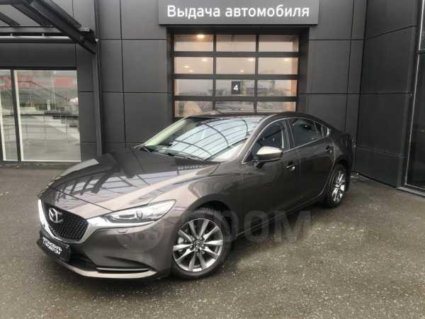 Mazda Mazda6, 2019 год, 1 510 000 руб.