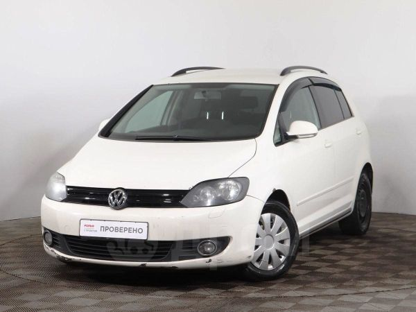 Volkswagen Golf Plus, 2011 год, 367 000 руб.