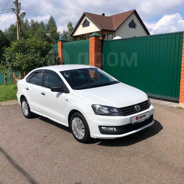 Volkswagen Polo, 2016 год, 470 000 руб.