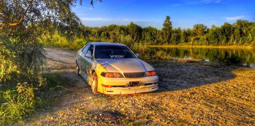 Toyota Mark II, 1997 год, 180 000 руб.