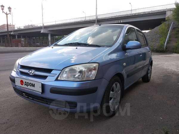 Hyundai Getz, 2004 год, 268 000 руб.