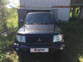 Уфа Pajero Pinin 2002